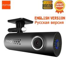 70 minuti 70mai WiFi Intelligente Dell'automobile DVR di Visione Notturna Dash Cam 130 Gradi FHD Mstar 8328 P Sony IMX323 1080 P 30fps Videocamera per auto