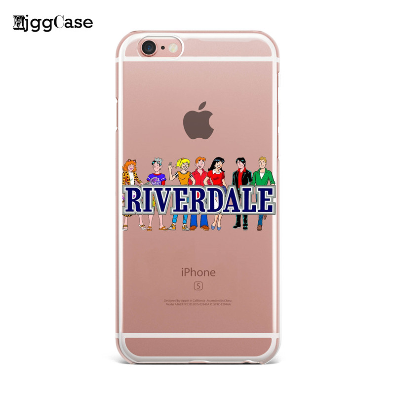 coque iphone 6 plus riverdale