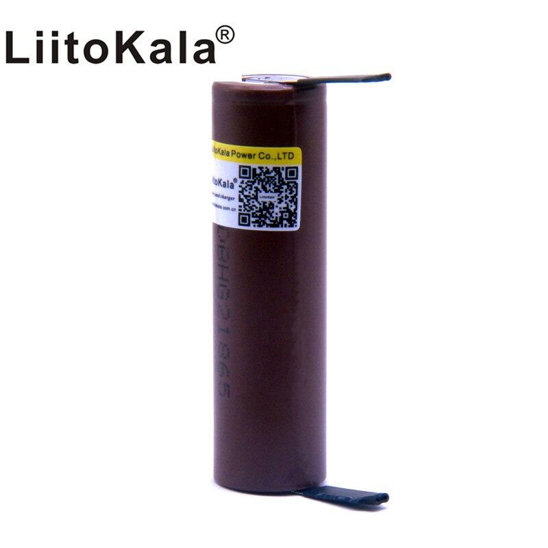 NEW Original HG2 18650 3000 mAh 18650 HG2 Battery 3.6V Discharge 30A, Dedicated Energy Batteries For E-cigarette