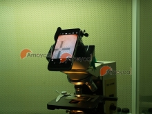 Microscope, Telescopes Universal photo adapter for the iPhone Smartphone