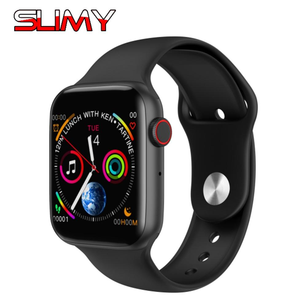 Bluetooth Smartwatch Clocks-Hours IWO IOS IPhone Xiaomi Samsung For IPhone/6/6s/.. 10-Ecg