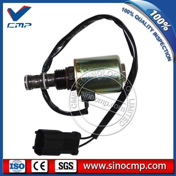 6D95 Excavator rotary swing solenoid valve 20Y-60-22121 for Komatsu PC200-6 PC210-6 PC130-6 PC160-66D95 Excavator rotary swing solenoid valve 20Y-60-22121 for Komatsu PC200-6 PC210-6 PC130-6 PC160-6