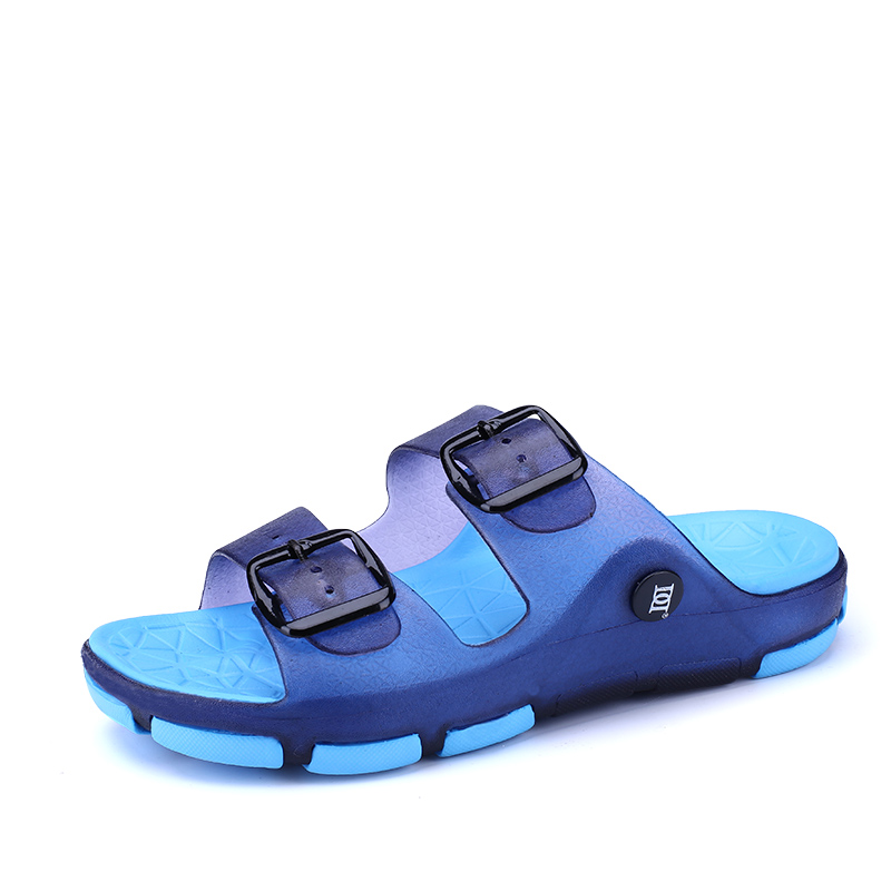 Kids Slippers for Boys Summer Girls Beach Shoes Children Fashion Buckle Sandals Bathroom Indoor and Outside Non-slip Beach Shoes joyyou brand summer beach slippers kids shoes boys girls school sandals children teenage footwear baby for child fashion shoes