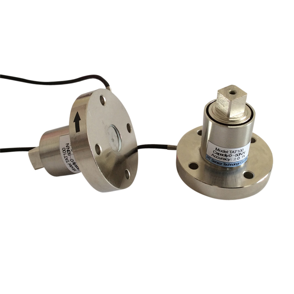 0 5N m 0 100N m 0 200N m TAT100 Static torque sensor