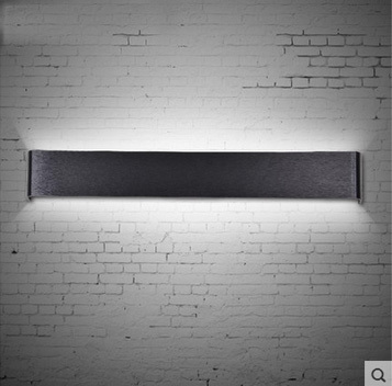 contracted element 40cm modern wall lamp  LED wall lamp sitting room the bedroom wall light LED light source free shipping american rural wall lamp all copper bedroom berth lamp lens headlight corridor european contracted sitting room single head wal