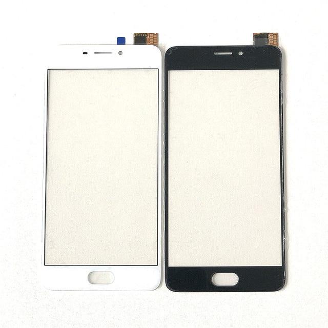 Сенсорный экран для Meizu M6, дигитайзер сенсорного экрана 5,2 дюйма, ЖК дисплей, переднее стекло, объектив, запасные части для телефона