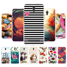 Custom Soft Silicone Case For Asus Zenfone C Case Coque For Asus Zenfone C ZC451CG Z007 ZenfoneC Cover Case Back Fundas Housing back battery cover door housing case for asus zenfone 3 ze520kl
