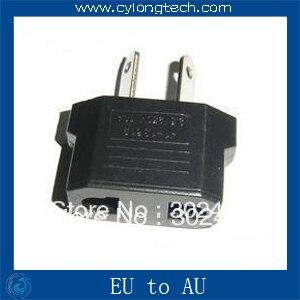 все цены на  Universal Travel Power Plug Adapter EU EURO US to AU Adaptor Converter AC Power Plug Adaptor Connector  онлайн