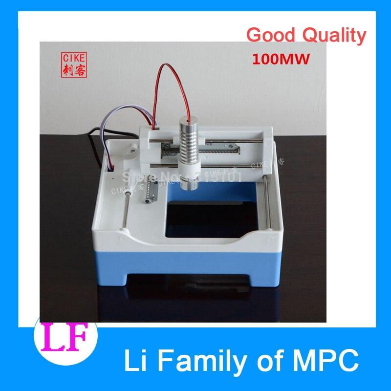 100mw Laser Mini laser Engraver, Laser Engraving Machine, Automatic Carving CNC Engraving Machines