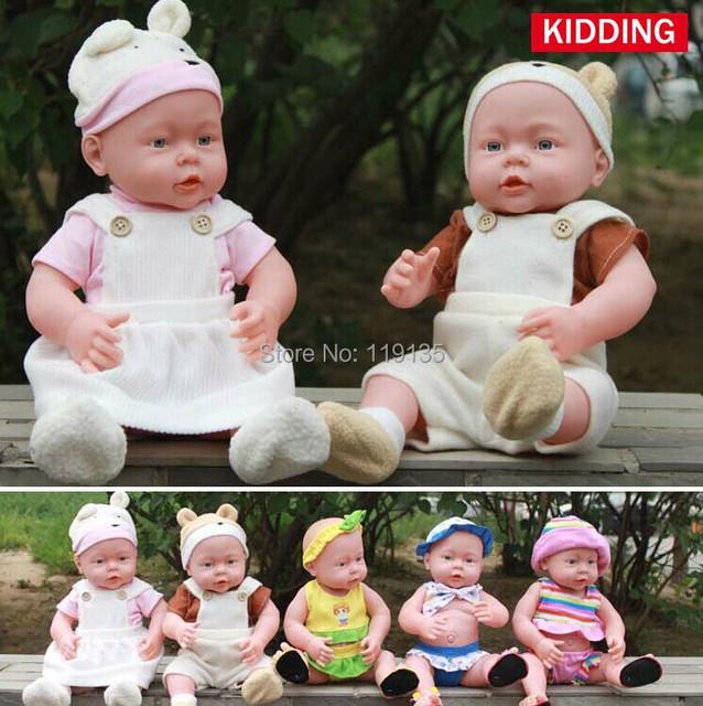Frete grátis renascer bebê lifelike Vinyl & Silicone boneca artificial boneca adora cantar e falar para o miúdo presente de natal parte