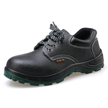 AC11009 Safety Footwear Man Shoe Industrial Construction Boots Boot Steel Toe Cap Work Shoes Ladies With -F