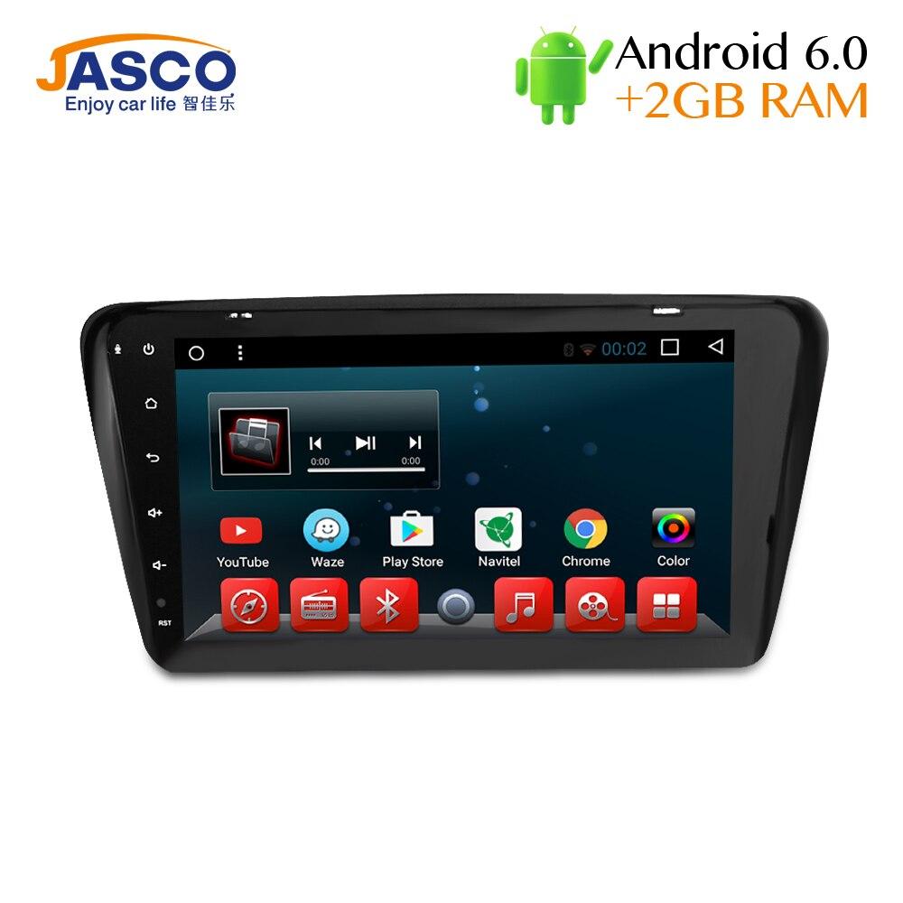 10 Android Car DVD Player GPS Glonass Navigation for Skoda Octavia A7 2013 2014 2015 2016 Auto Radio RDS Audio Video Stereo цена