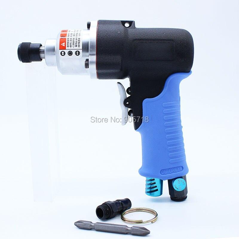 High Quality Industrial 8HP Air Pneumatic Screwdriver Tool M6 M8