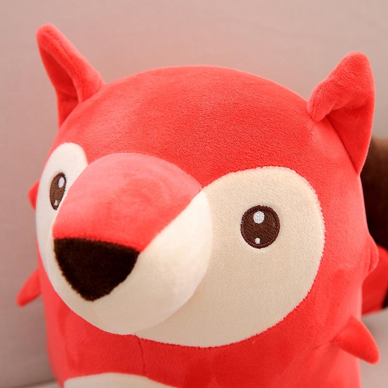 20cm Cute Ali Fox Lover Baby Soft Doll Plush Toys Soft Cotton Stuffed Animals Toys,Birthday Gift 28