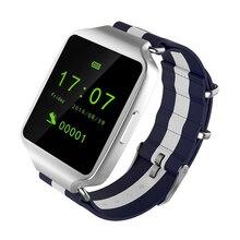 Smart Watch MTK2502 Uhr Bluetooth Smartwatch Schlaf-monitor Schrittzähler Push-nachricht Call Reminder Für iPhone Android PK GT08