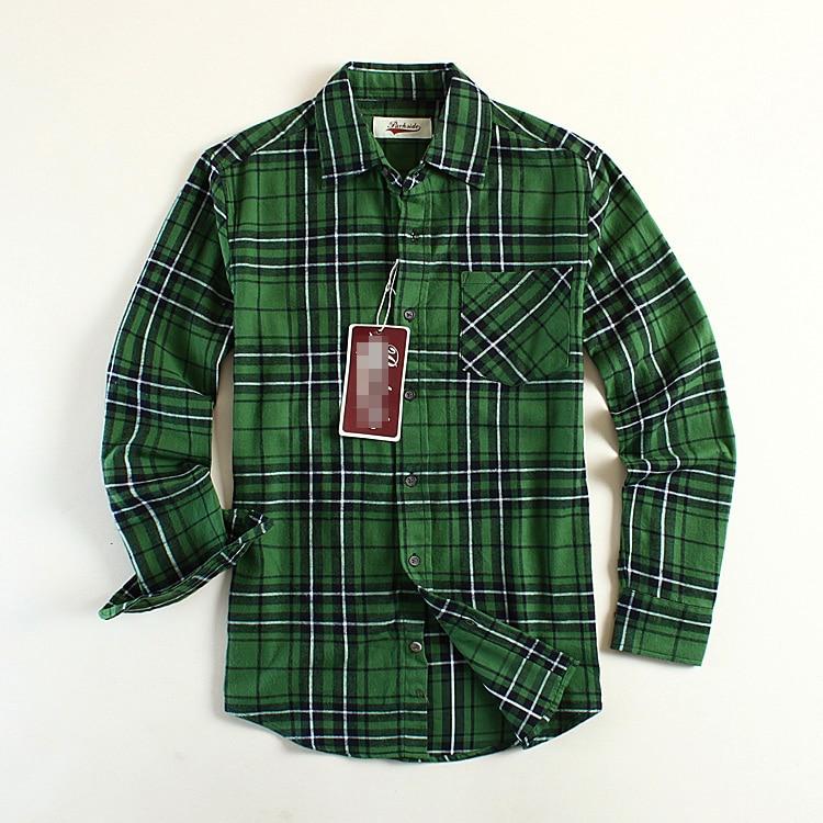 Online Get Cheap Shirt Green Plaid -Aliexpress.com | Alibaba Group