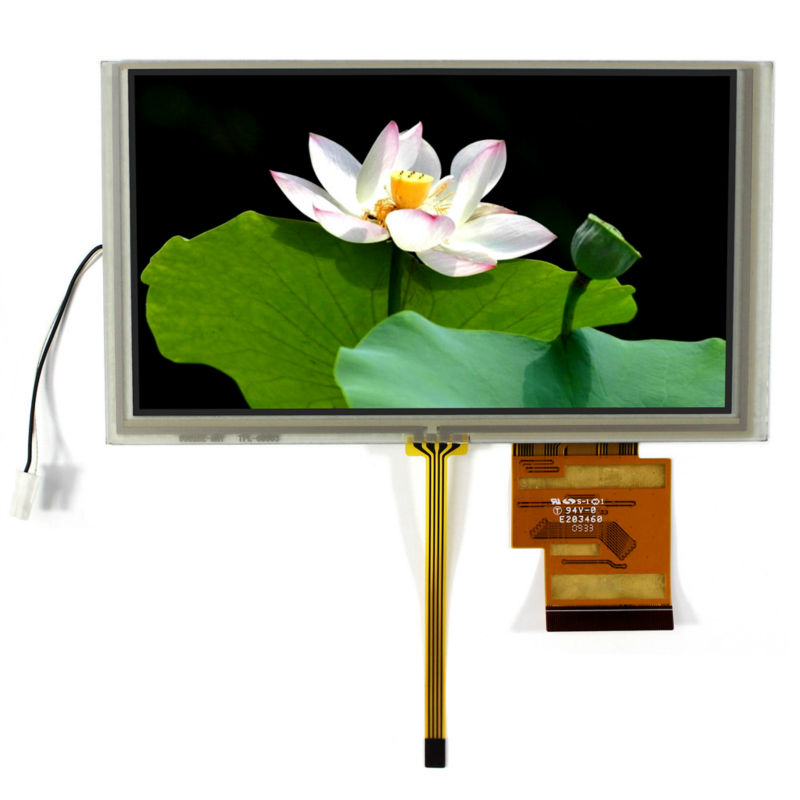 6.2 TFT LCD Display WithTouch Panel 800x480 HSD062IDW1 60P 6.2 Color LCD6.2 TFT LCD Display WithTouch Panel 800x480 HSD062IDW1 60P 6.2 Color LCD
