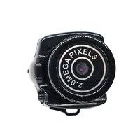 Mini Caméra Y2000 Cmos Super Mini Vidéo Caméra Ultra Plus Petite Poche 480 P DV DVR Caméscope Enregistreur Web Cam JPG Photo