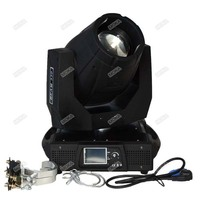 330W Spot Beam Moving Head Lights 15R IP20 8 Facet Prism DMX Stage Lighting Disco Light 2PCS/lot