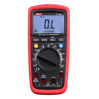 UT139A True RMS Digital Multimeter Auto Range AC DC Amp Volts Ohm Tester With Data Hold