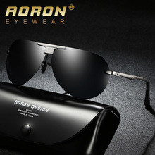 Luxury Brand Metal Frame Rectangle Polarized Men Sunglasses Male Driving fishing golf Sun Glasses Eyewear Oculos Gafas De So