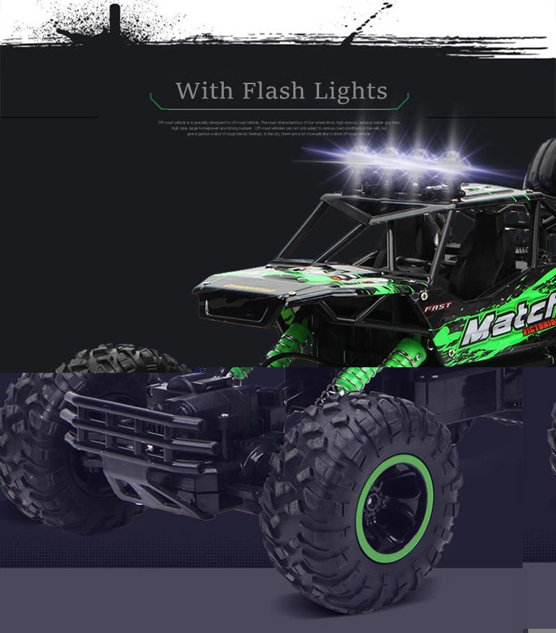7 Camions à grande vitesse