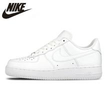 best authentic d2b92 3591f Original nueva llegada oficial Nike AIR FORCE 1 AF1 Unisex hombres y  mujeres zapatos de skate