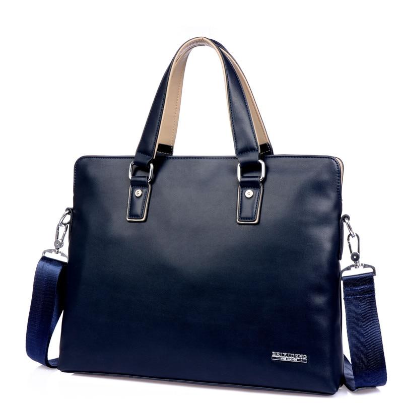 ФОТО Luxury Brand Designer men handbags High quality Fashion leather shoulder messenger bags Crossbody bag Laptop briefcase bag