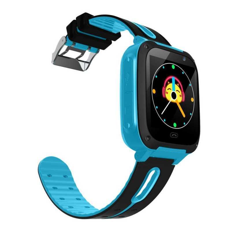 Kinderen Smart Horloge GPS Tracker Micro Sim-kaart Bellen Kind Camera anti-verloren Positie Alarm Smart Horloge voor Baby meisje Jongen Gift