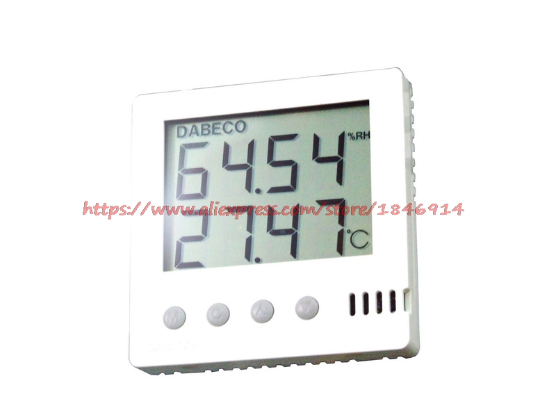 Capteur de température et d'humidité à WDB506-A 4-20mA transmetteur de capteur de température et d'humidité de type courant industriel