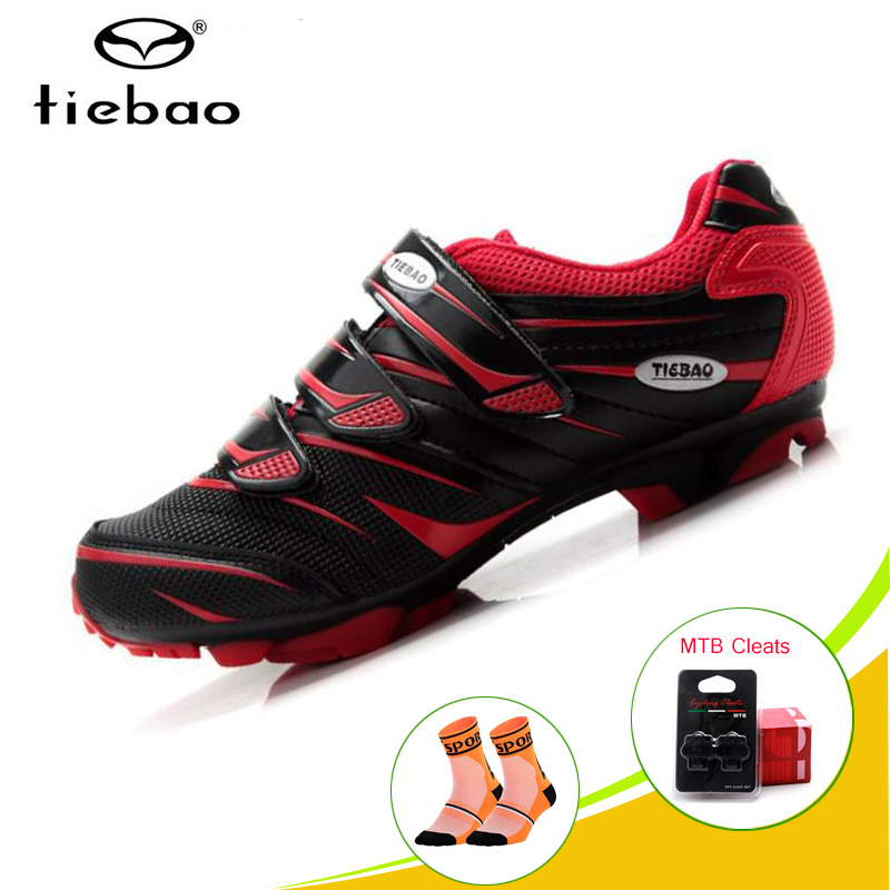 Tiebao chaussures de vtt sapatas para bicicletas chaussure vtt extérieur superstar ciclismo vtt chaussures cyclisme sapato ciclismo