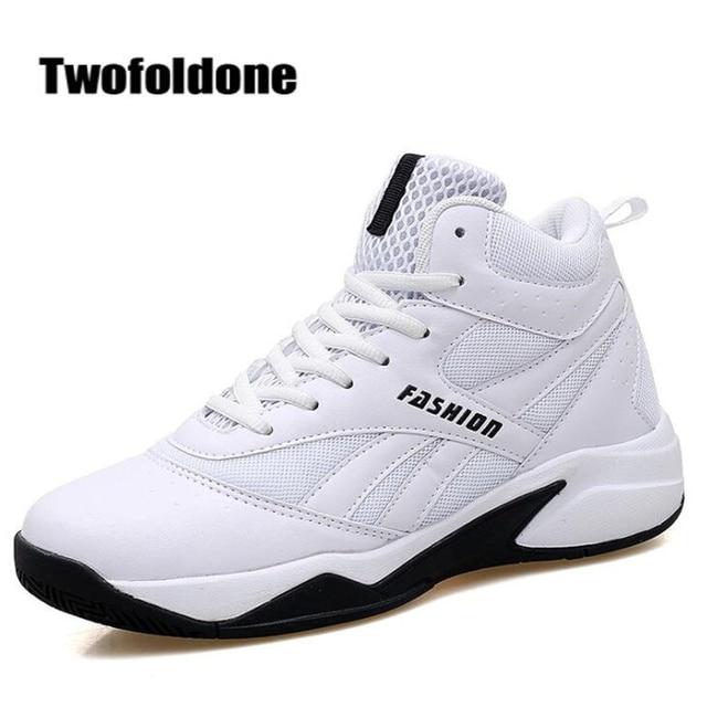 Nouvelle arrivée populaires en plein air Homme Sport Basketball Hommes Chaussures Casual Male Sport Chaussures de course DLCezItnAn