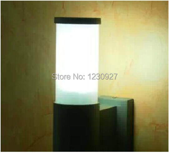 3W LED outdoor Garden lights corridor lamp Single head acrylic waterproof aluminum tube wall lamp ...