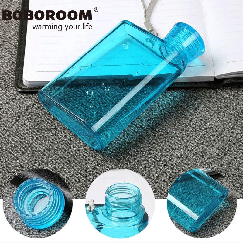 BOBOROOM Marca Botella de Agua Botella de Papel Creativa 2017 Nuevo Mi Botella D