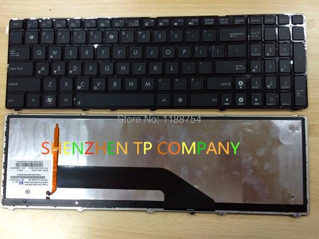 Backlight US Laptop Keyboard forASUS K50 K50A K50C P50 K51 K60 K61 K70 K72 P50IJ F52 F52A F90 Series
