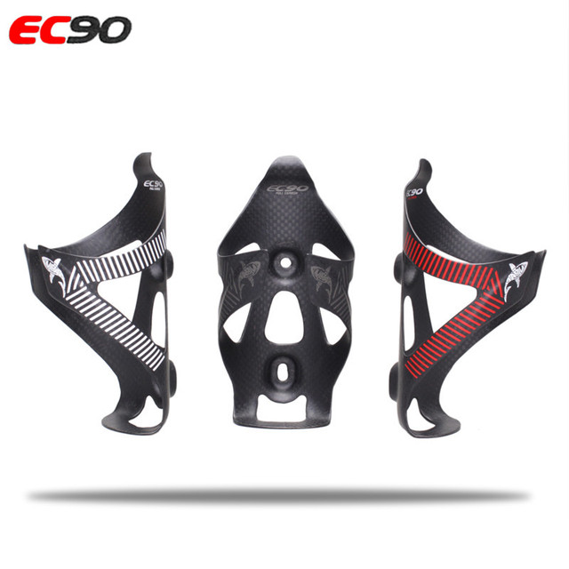 EC90 All carbon fiber bicycle water bottle rack high strength water ...