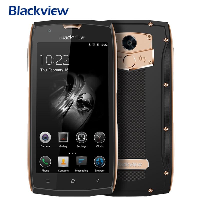 bilder für Blackview bv7000 pro smartphone 5,0 zoll bildschirm 4 gb ram 64 gb rom Android 6.0 MTK6750T 8 Core 1,5 GHz Dual SIM 13MP Entsperren 4G OTG