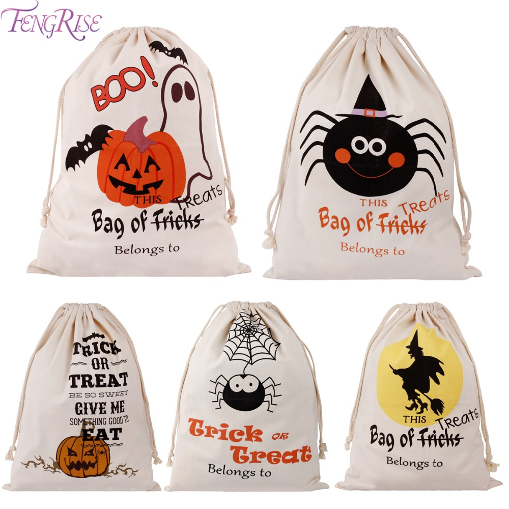 Online Buy Wholesale halloween treat bags from China halloween ...