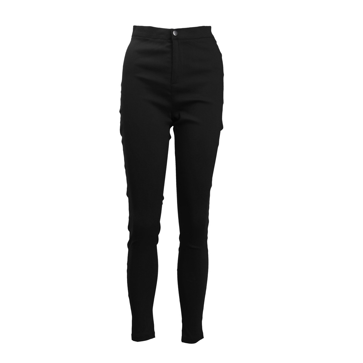 High Waist Stretch Skinny Women 2018 Sexy Bodycon Solid Pencil   Pants     Capris   Female Slim Trousers 5 Color