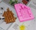 P982 школьная силиконовая форма для мастики, конфеты, форма для шоколада, украшение для торта, инструменты «сделай сам»