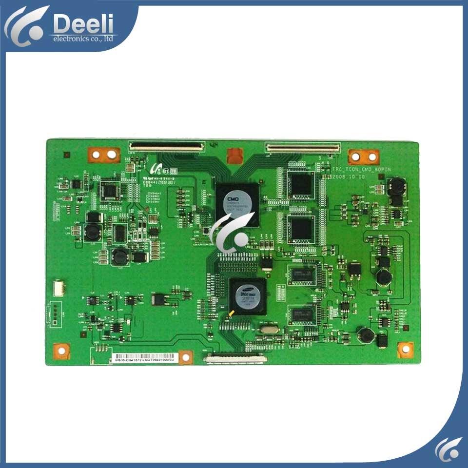 Funcionando bem 95% nova placa original para placa Lógica FRC_TCON_CMO_80PIN V460H1 T-CON
