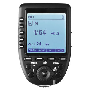 Image 2 - Gachette Flash sans fil Godox xpro xpro s XPros TTL 1/8000 S 11 fonctions personnalisables pour Godox TT685S V860II S TT600S