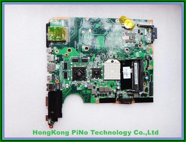 Original de calidad superior 571187-001 daut1amb6e0 daut1amb6e1 placa madre del ordenador portátil ajuste para hp pavilion dv6-2000 notebook pc 100% probado