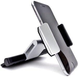 Image 3 - Alightstone ユニバーサル車の携帯電話ホルダー CD スロットマウントクレードル Iphone サムスンすべての 3.5 5.5 インチ電話