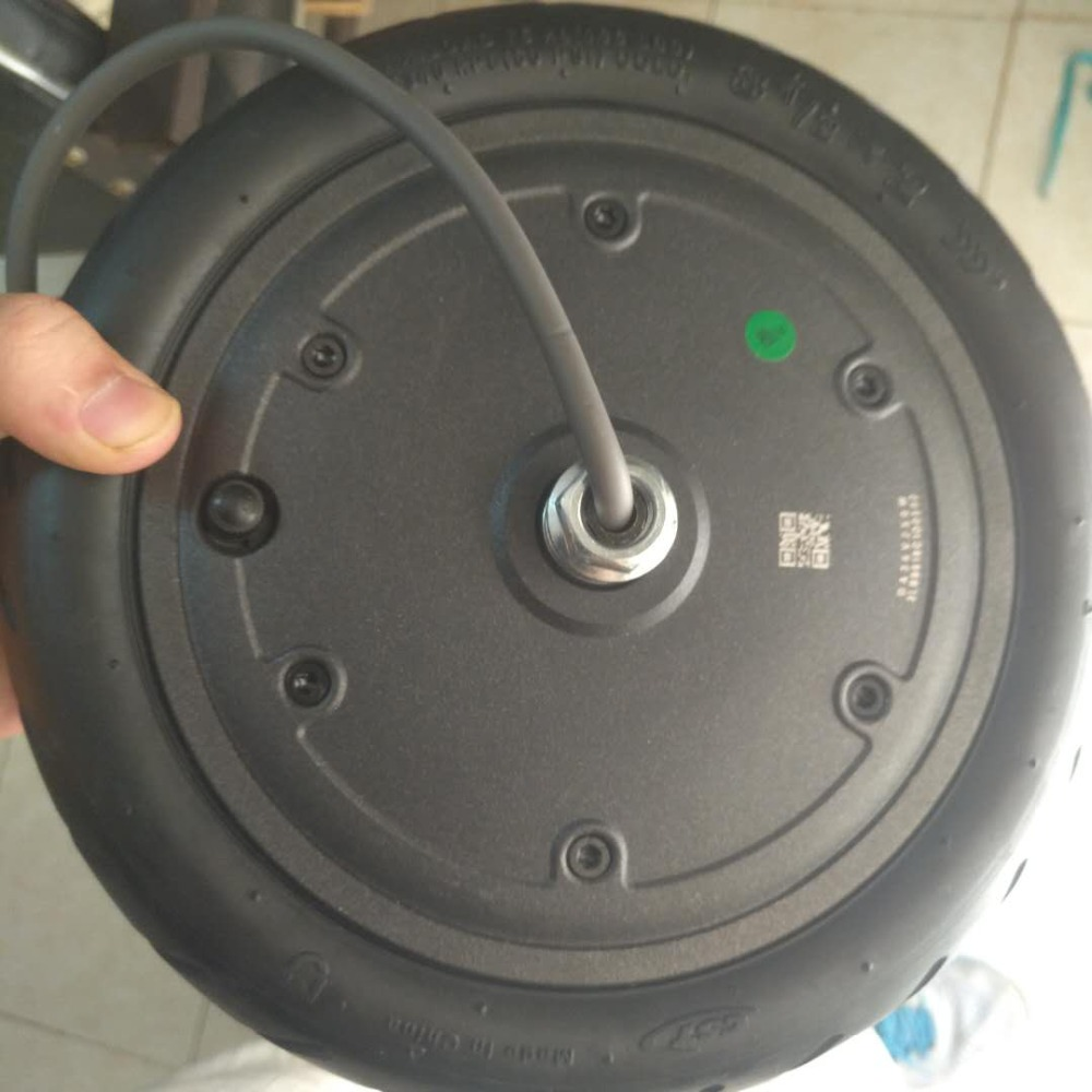 Original Wheel hub motor and inner and outer tires for XIAOMI MIJIA M365 Electric scooter 250W