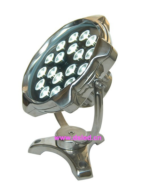 IP68,Stainless steel 18W underwater LED light, LED pool light,24V DC,DS-10-67-18W,good quality,2-Year warranty free shipping by dhl good quality 12w underwater led light led pool light 12v dc ds 10 55 12w stainless steel 2 year warranty
