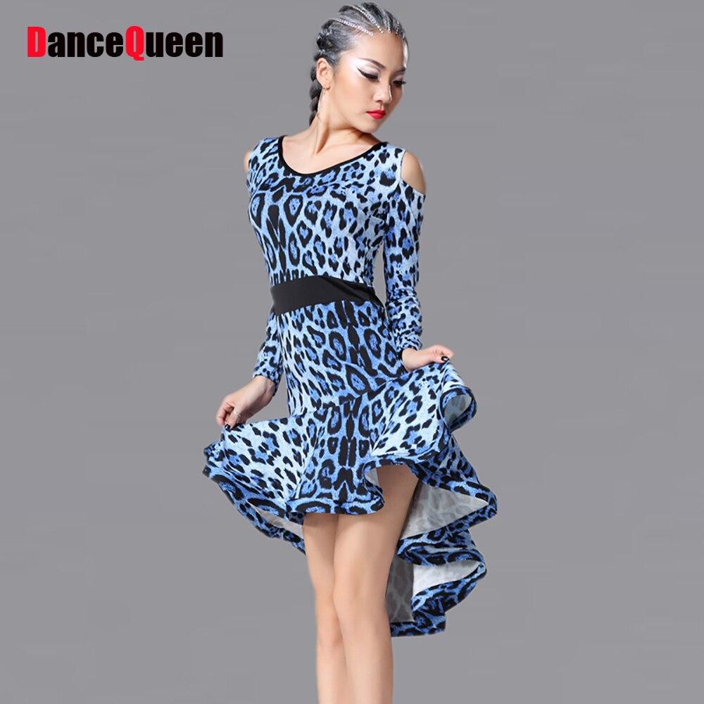 black red woman latin dance dress to dance women latin dress fringe ...