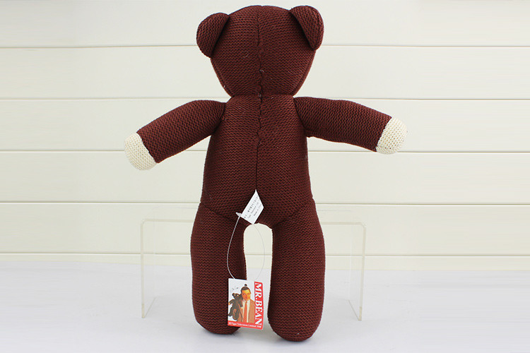 "New xmas gift Mr 36cm Bean Teddy Bear Plush Figure Doll Toy 14/"""