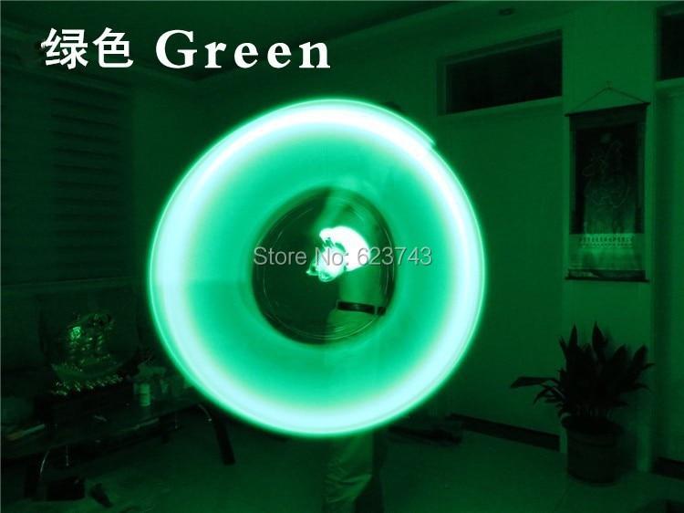 10Pcs/Lot SLONG Light New Design LED Light Nunchakus Glowing Fluorescent  Bruce Lee Kongfu Nunchaku Sticks Light Up Toys