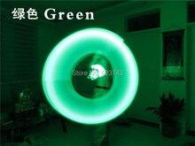 10Pcs/Lot SLONG Light New Design LED light Nunchakus Glowing Fluorescent  Bruce Lee Kongfu Nunchaku Sticks Up Toys